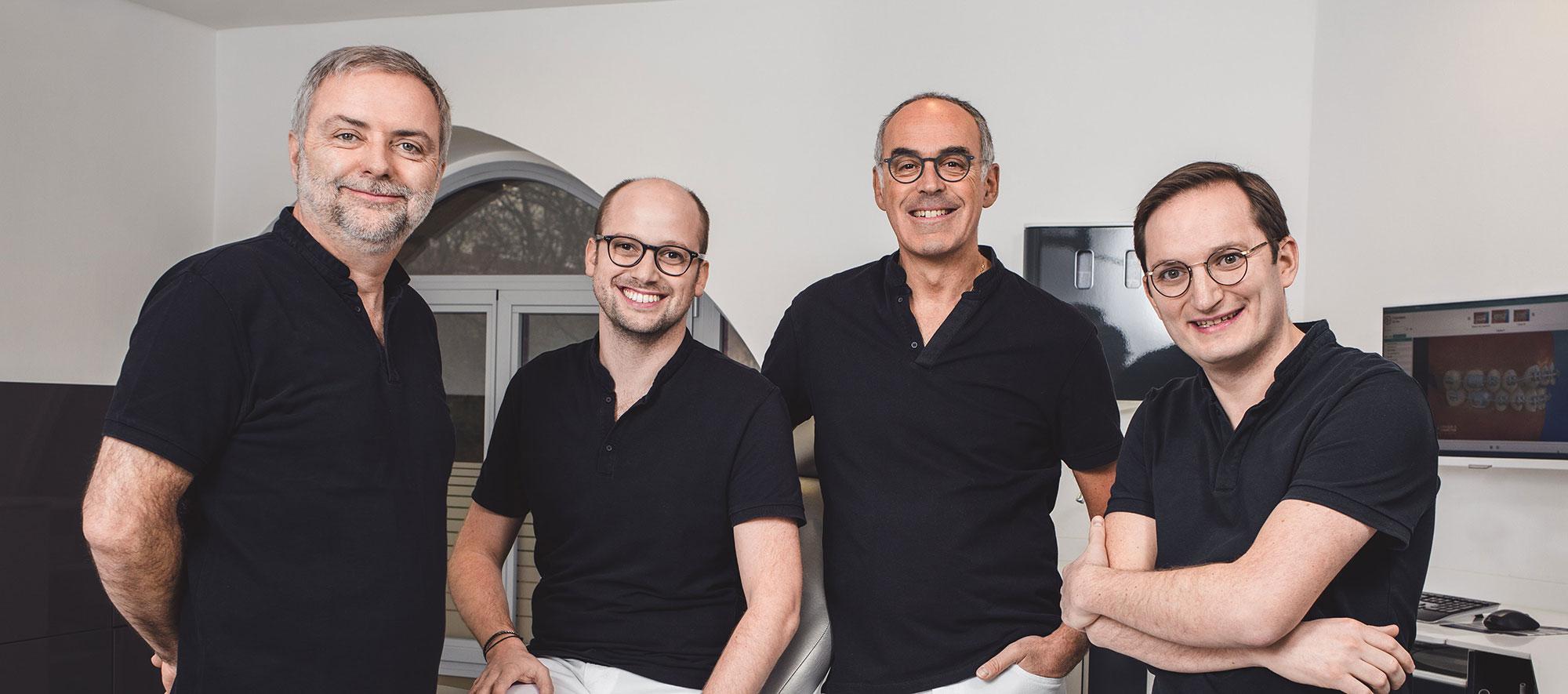 Cabinet d'orthodontie Serpenoise - Docteurs Marie, terrasse, Marjenberg et Simon